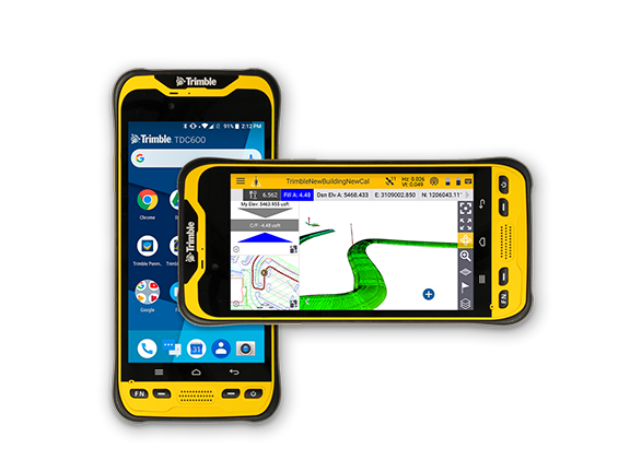 Trimble TDC600 Handheld